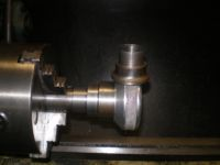 drawbar spacer